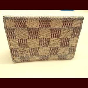 Louis Vuitton Pocket Organizer
